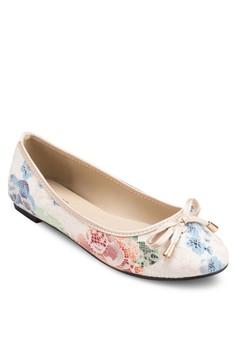 Bessie Floral Flats