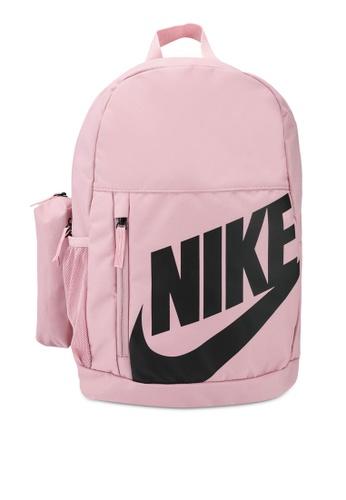 Nike pink Elemental Backpack 1BD65KCE806F9EGS_1