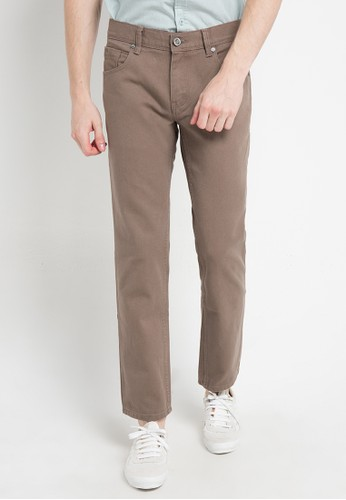 Watchout! Jeans brown Fit Guide Slim B52AFAAA47EDBEGS_1