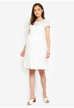 f80a5b94c1cd0 10% OFF Mama.licious Maternity Yosie Woven Above Knee Dress HK$ 579.00 NOW  HK$ 520.90 Sizes M L