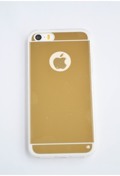 Platted Mirror Soft Case for iPhone 5/5s