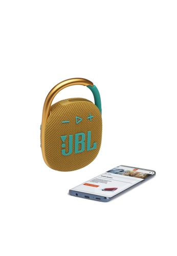 JBL JBL CLIP 4 Ultra-portable Waterproof Speaker 6F9B8ES6FA50DDGS_1