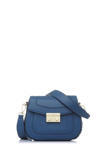 BONIA blue Bonia Blue Soho Satchel S 7322CAC17E92F4GS_1