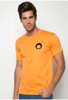 Roots Est. 2014 October Shirt in Orange
