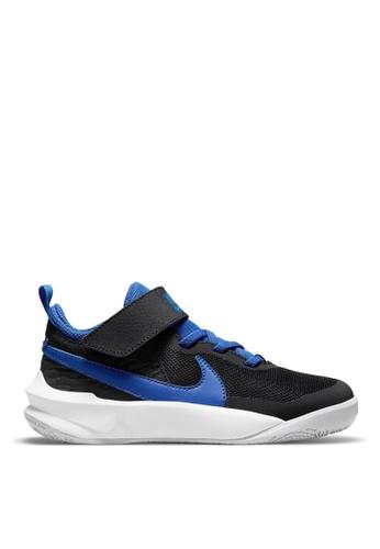 Nike black Team Hustle D 10 842F0KS62C6DABGS_1