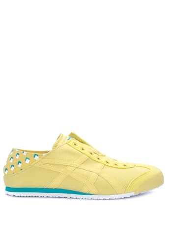 Onitsuka Tiger yellow Mexico 66 Paraty Sneakers D8477SH31BBEF8GS_1