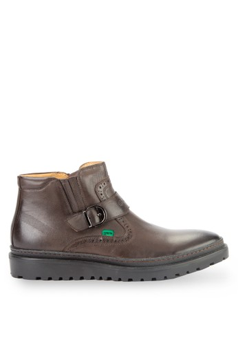 Kickers brown Kickers Men Kcm2309 49F99SH6F4B885GS_1