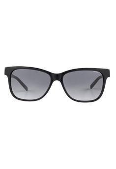 2575d857e1 ESPRIT ESPRIT Wayfarer Black Sunglasses ET17899 ES374AC71GAAMY 1