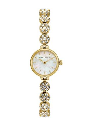 BCBG gold BCBGMAXAZRIA Gold Watch 14CDCAC45EF20DGS_1