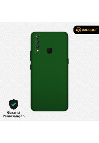 Exacoat Vivo Z1 Pro 3M Skins True Colors - Emerald Green 430EBES10CBFEBGS_1