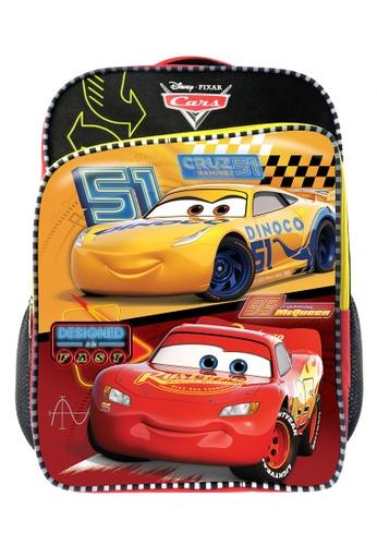 Disney Cars black and red Disney Cars Macqueen Pre-School Bag 5AA1BKC20DEB65GS_1