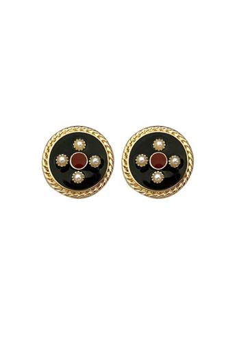 Kings Collection gold Victorian Earrings (KJEA20040) C8DFDAC47EA2B2GS_1