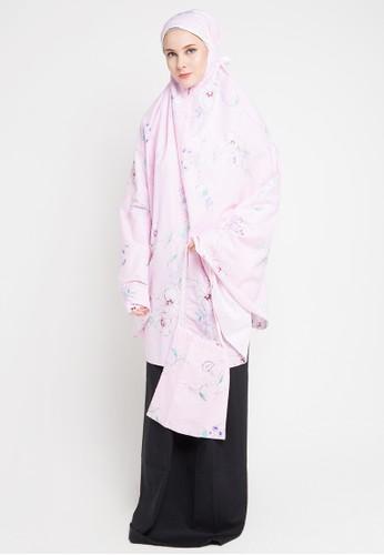 Exobrooch Mukena 2in1 Rara Jual Baju Muslim Wanita