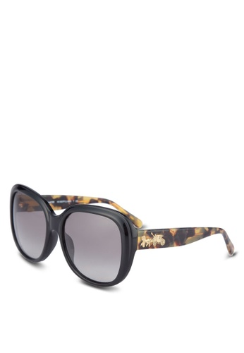 56c800cd5a217 ... cheapest coach black poppy hc8207f sunglasses co897gl29gqcmy1 561c9  7f7c9 ...