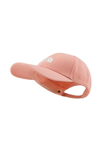 The North Face pink The North Face Unisex 66 Classic Hat Pink Clay 1A864AC237B0CBGS_1