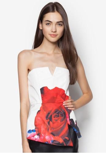 Rose Prinzalora 手錶 評價t Top, 服飾, 上衣