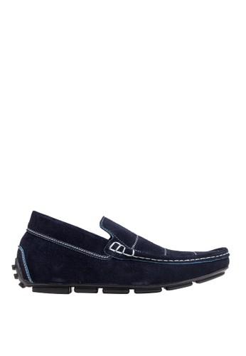 Keeve navy Keeve Shoes Peninggi Badan Formal 138- Navy 6E3B1SH0F01935GS_1