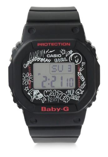 Baby-G black Women Digital Watches Bgd-560Sk-1Dr 89366AC017413FGS_1