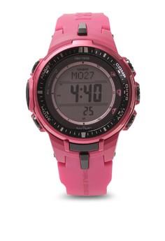 G-Shock Pro Trek Digital Watch PRW-3000-4BDR