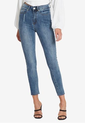 Tussah blue Jenna Skinny Jeans 3FAC8AA2474C54GS_1