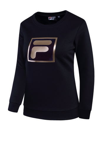 29c8fe006572 Buy FILA F-Box Sweatshirt Online on ZALORA Singapore