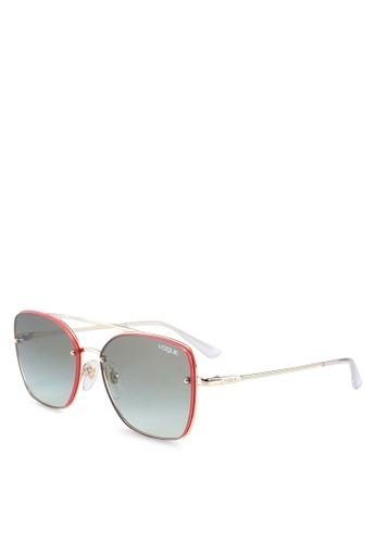 f1d82817804 Buy Vogue Vogue VO4112S Sunglasses Online on ZALORA Singapore