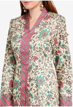 Buy Latest Design Baju Kurung Online Zalora Malaysia