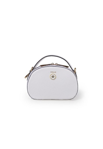 Esfolar white Esfolar Dual Compartment Saddle Bag (EA190008) DE7EFAC9171F7DGS_1