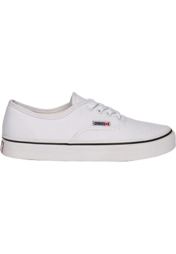 paperplanes white SNRD-130 Canvas Simple Casual Slip-Ons Shoes US Women Size PA355SH06QBTSG_1