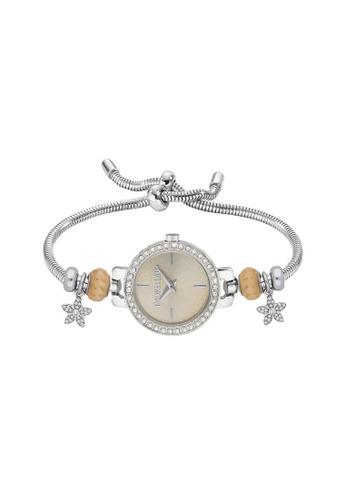 Morellato silver Drops Quartz Watch R0153122556 Silver Metal Strap 5C2D4AC9A29A68GS_1