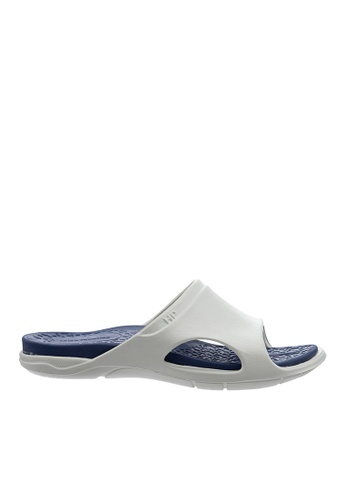 Hush Puppies navy Hush Puppies Men's Boxster Flip Flop - Navy 3E9F2SH3E9ECACGS_1