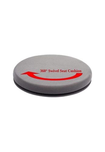 MEDPRO Car 360 Degree Rotating Swivel Memory Foam Cushion for Easy Car Transfer C6DBDES7F4AB46GS_1