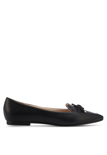 ZALORA black Loafer Flats F7E59SH76679C6GS_1