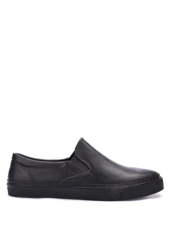 Easy Soft by World Balance black Compton Loafers & Moccasins 8E1E4SH0704B78GS_1