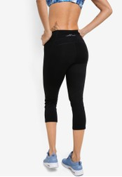 Lorna Jane black Ultimate Support 7/8 Tights LO143AA24WEDMY_1