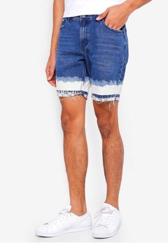 Penshoppe blue Skinny Fit Jeans 01EDAAA7C64247GS_1