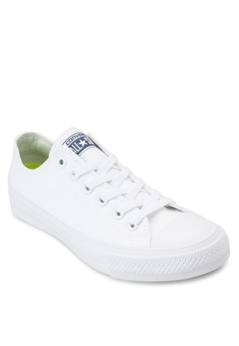Chuck Taylor All Star IIesprit台灣 Lunarlon Core Sneakers Ox, 女鞋, 鞋
