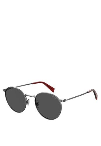 Levi's red Lv 1005/S Sunglasses 2510BGL35BC8DAGS_1