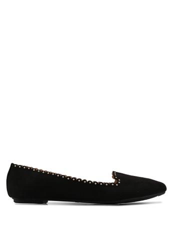 Dorothy Perkins black Black Heidi Flats B6773SH3C1D5A7GS_1