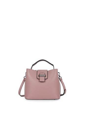 Della Stella purple Lottie Tote Bag 9ACEEACBB4B1D6GS_1