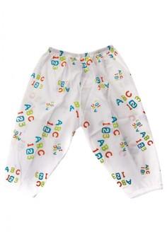 ABC123 Pajama Set of 3