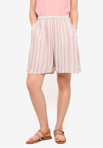 ICHI pink Marrakech Shorts BF7F5AA5E20470GS_1