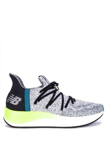 New Balance white Cypher Run V2 Fs Sneakers 2DC2CSHD97E9B3GS_1