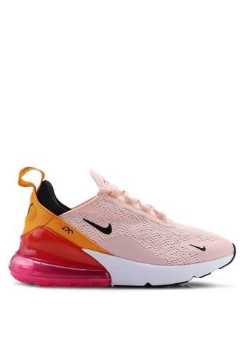 cb0741ebb3 Nike pink and multi Nike Air Max 270 Shoes B182ASH248E0B1GS_1