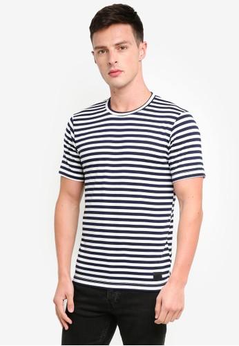 Flesh Imp navy Barnes T-Shirt 3CDAFAA4B81C68GS_1
