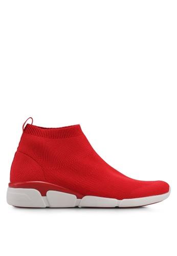 ALDO red Errovina Fashion Athletics Sneakers 36AAASH099CA33GS_1