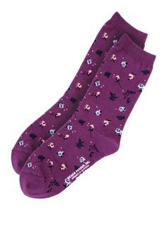 Rosey Socks