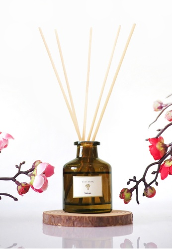 Pristine black Pristine Reed Diffuser - Sakura - 50ml 39102HL7E7BBDEGS_1