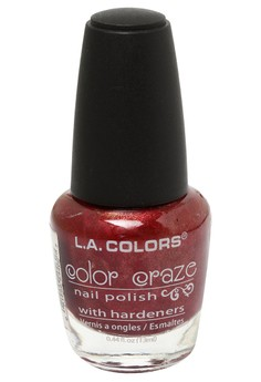 Nail Lacquer-Cayenne Pepper