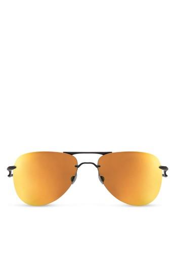 Iconic 飛行員esprit hk分店太陽眼鏡, 飾品配件, 飛行員框